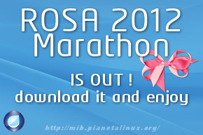 ROSA Linux 2012 marathon Free and Extended Edition download
