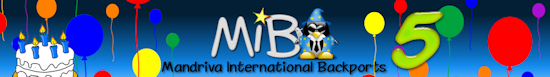 MIB Mandriva International Backports 5th anniversary