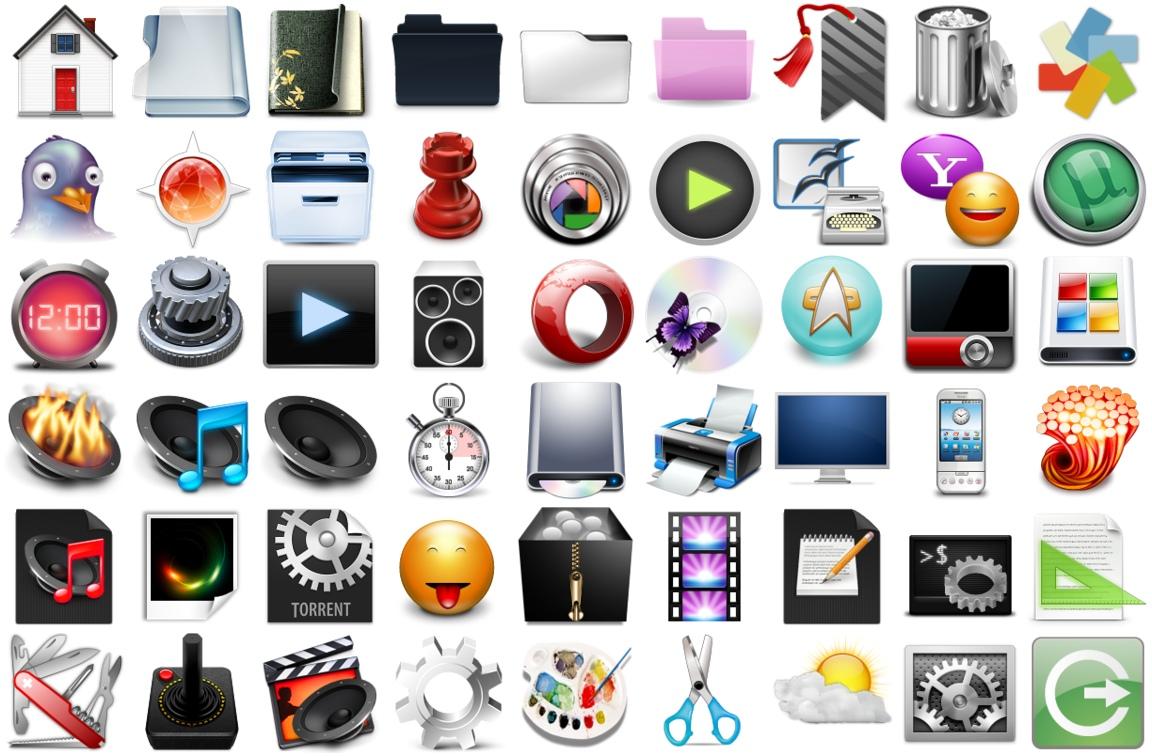 Mashup Icons 5 8