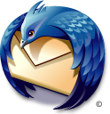 Attach to thunderbird servicemenu